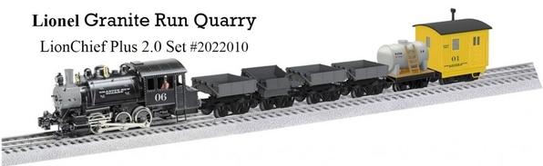 Lionel_Granite_Run_Quarry_Set