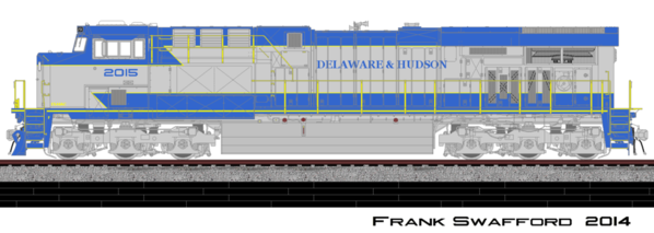 D&H ES44AC V5X