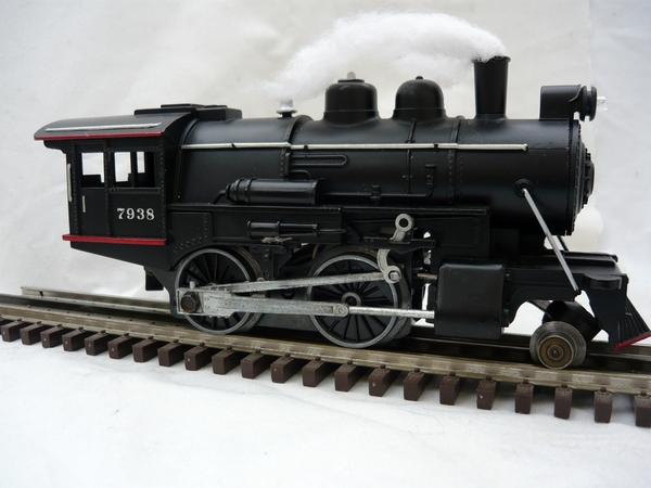 2-4-0 MPC era steam switcher