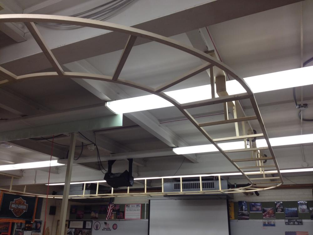 Suspended Ceiling Classroom Layout O Gauge Railroading