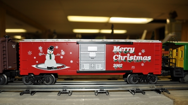 Lionel 36243 2002 Merry christmas
