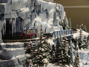 Polar Express Railroad Themed Layouts O Gauge