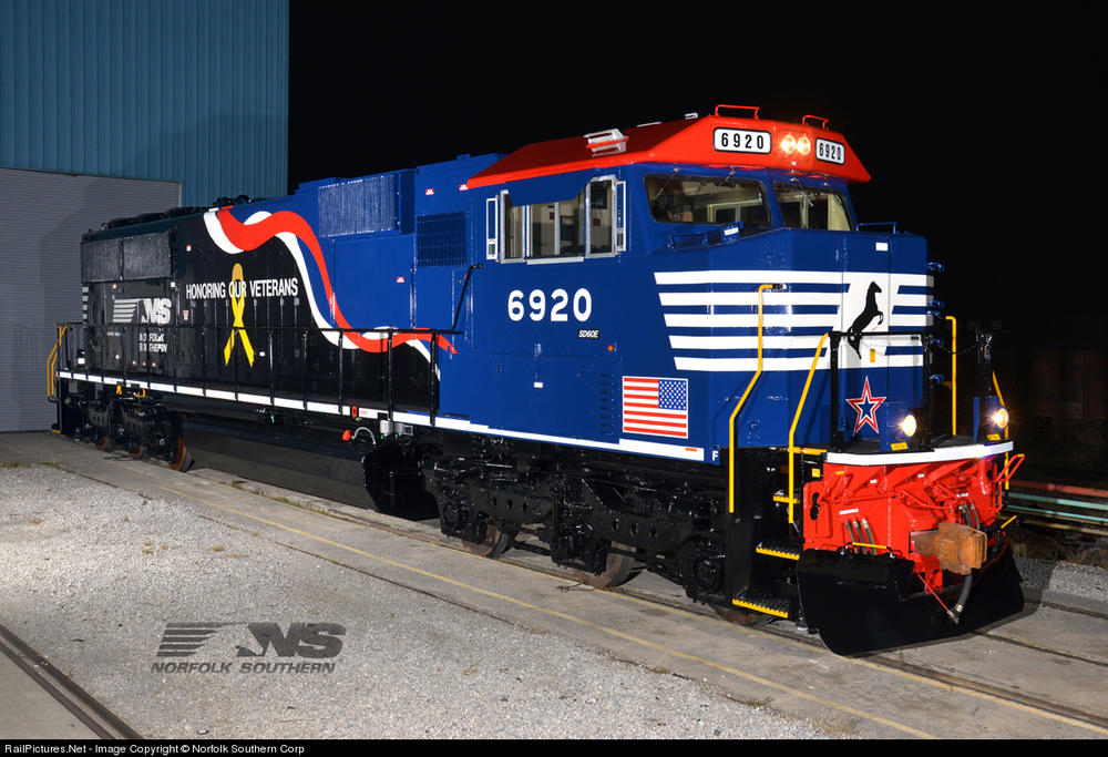 Image result for norfolk southern tribute units