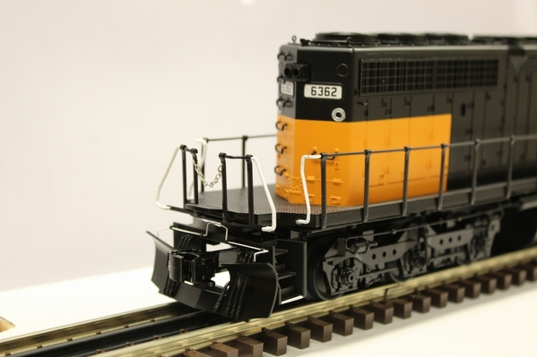 SD40-2 Rear Gap