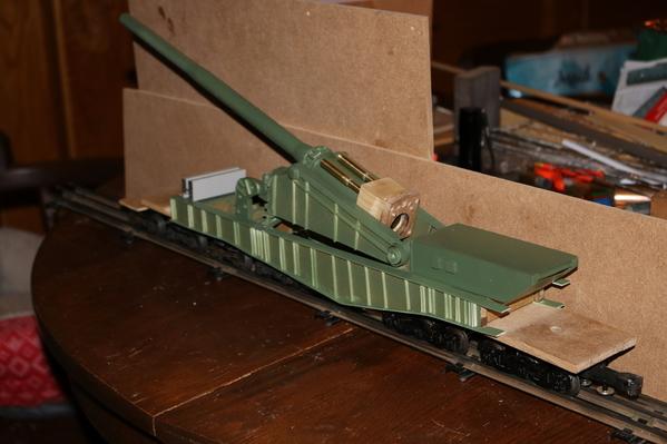14in 1920II RR Gun build 11-20-19