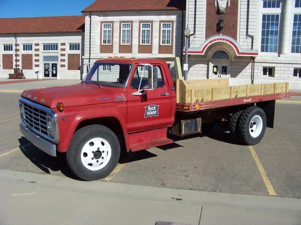F600 Truck 823