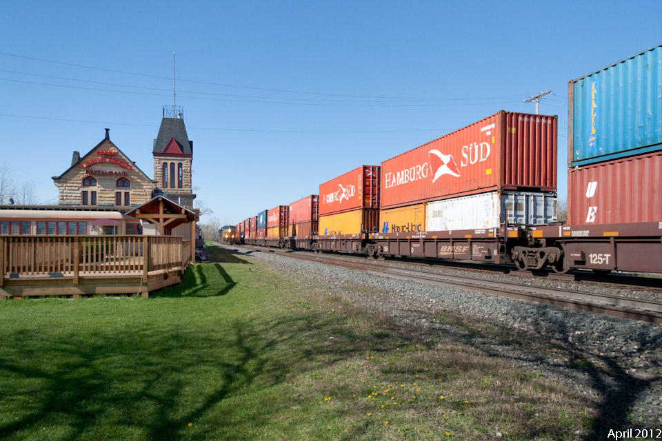 Berea Union Depot Reopens O Gauge Railroading On Line Forum