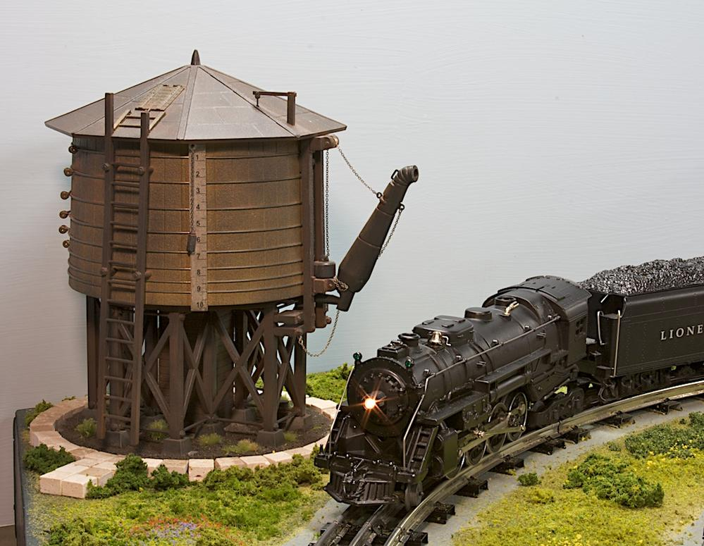 Please Show Us Your Weathered Mth Operating Water Tower