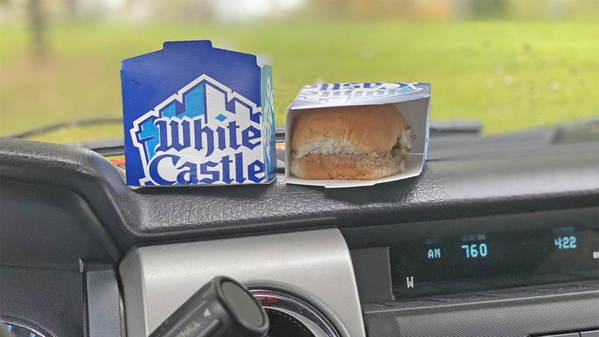 6 White Castle Lunch
