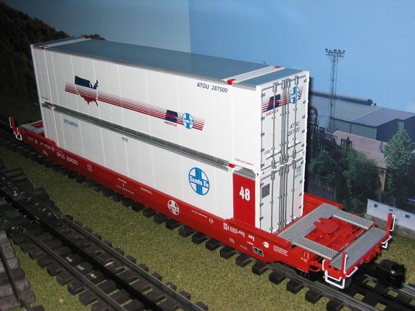 Lionel container set