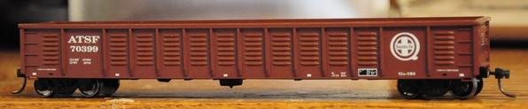 Corrugated Gondola