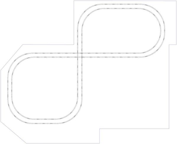 Railrunnin Figure 8 v1