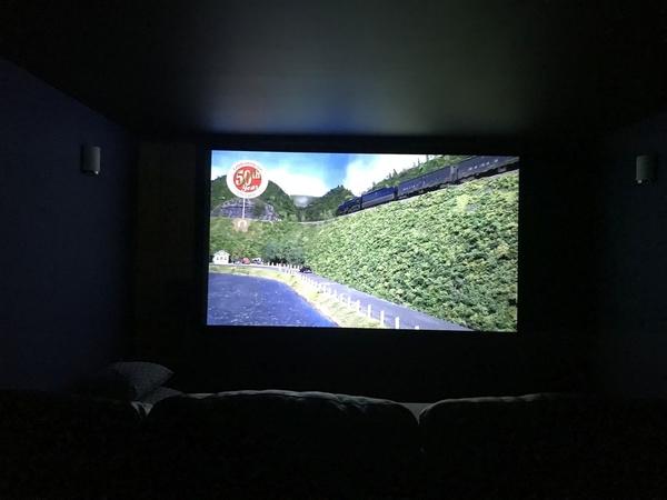 OGR big screen