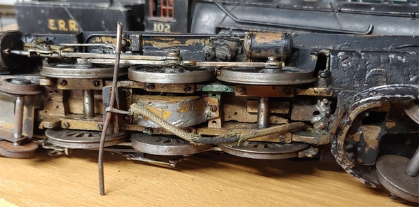 bottom engine
