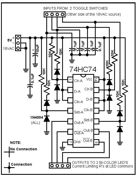 latching circuit  d