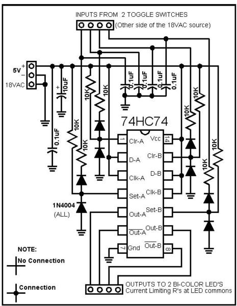 latching circuit  d