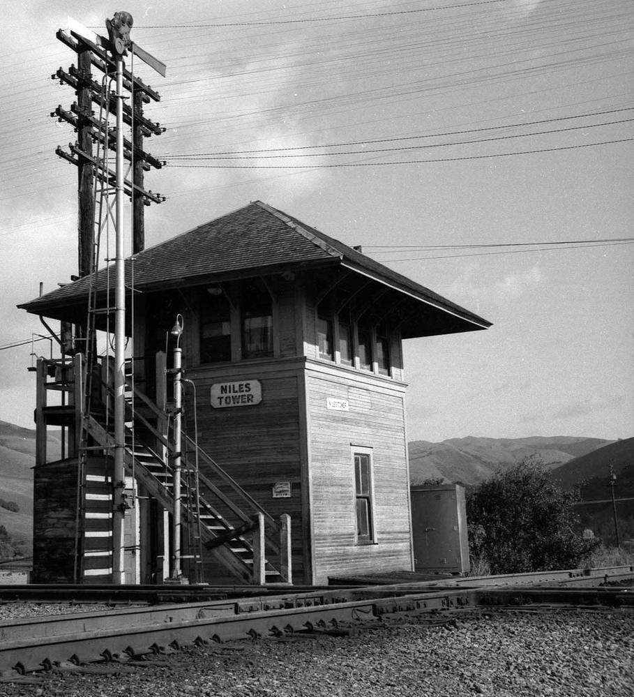 Scratch Built Switch Tower O Gauge Railroading On Line Forum