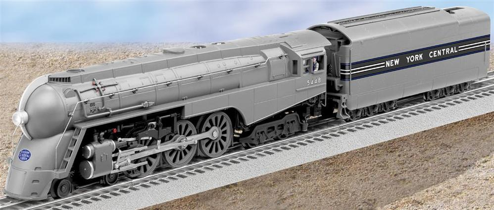 Could someone please provide a short revue of Lionel 6-28084 Dreyfus Hudson from 2002? | O Gauge Railroading On Line Forum