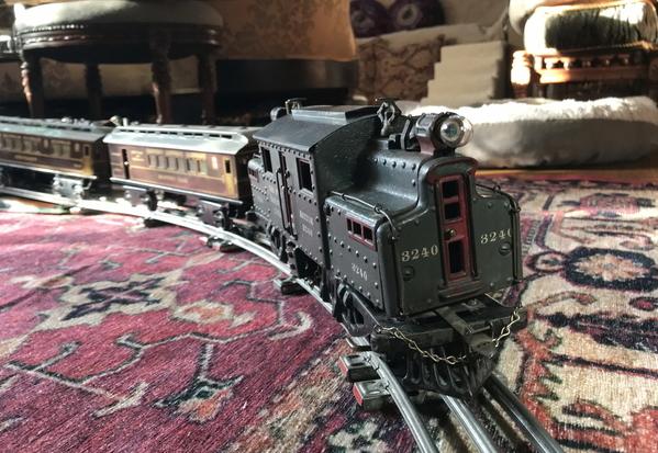 Ives Gauge One trains 3