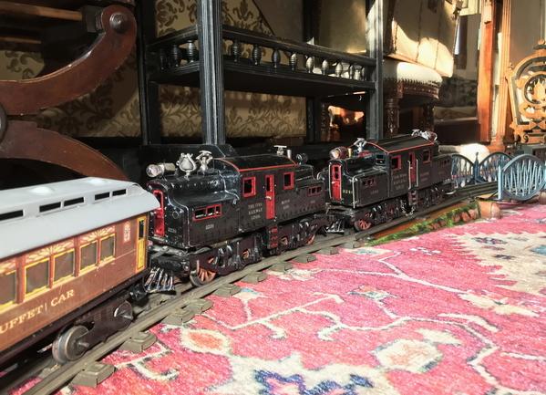Ives Gauge One trains 5