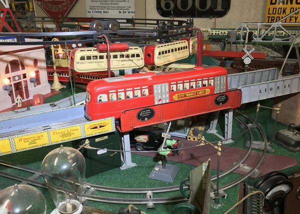 Lincoln Line trolleys 2