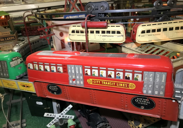 Lincoln Line trolleys 3