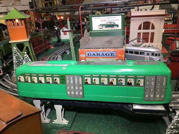 Lincoln Line trolleys 4