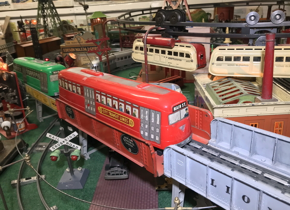 Lincoln Line trolleys