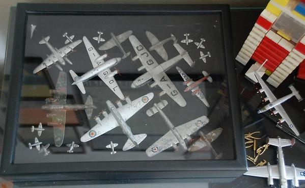 Planes-Display