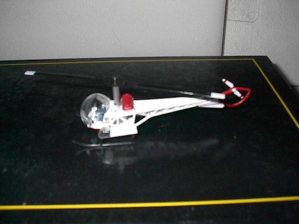 Corgi 8012 L.A.F.D. Helicopter