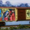 MTH Christmas Nativity Box Car #2006
