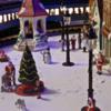 Polar Express at the Christmas village-067