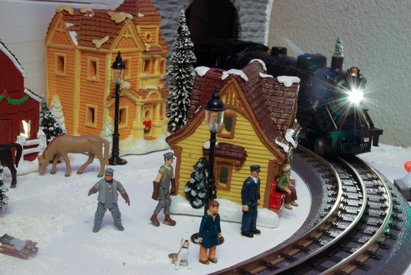 The Characters from Polar Express #2-085