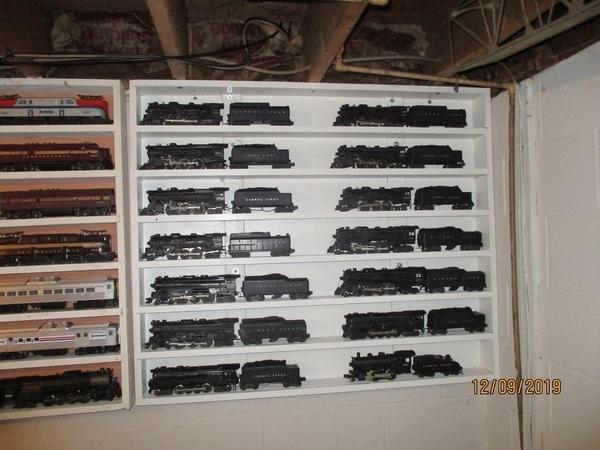 3) shelf [18) crp