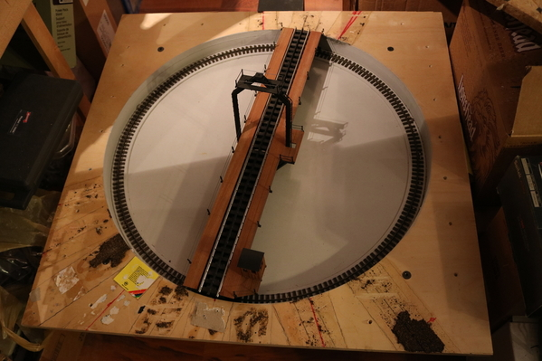 27.5 inch turntable