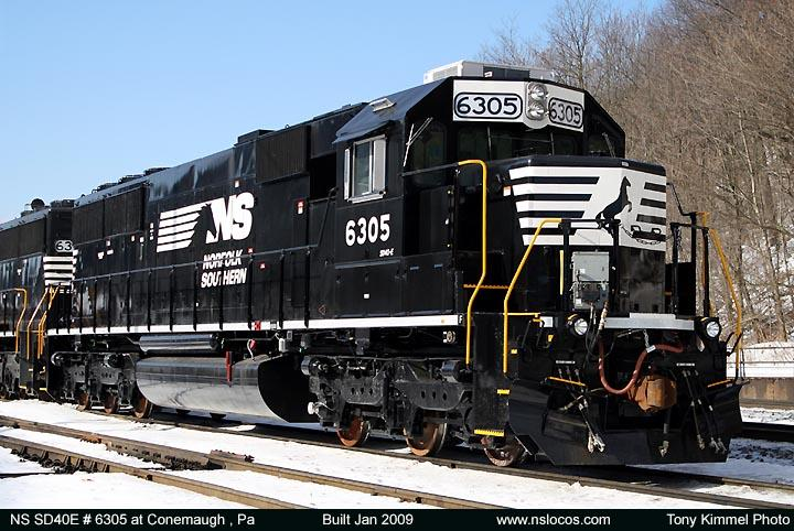 NS SD40e | O Gauge Railroading On Line Forum