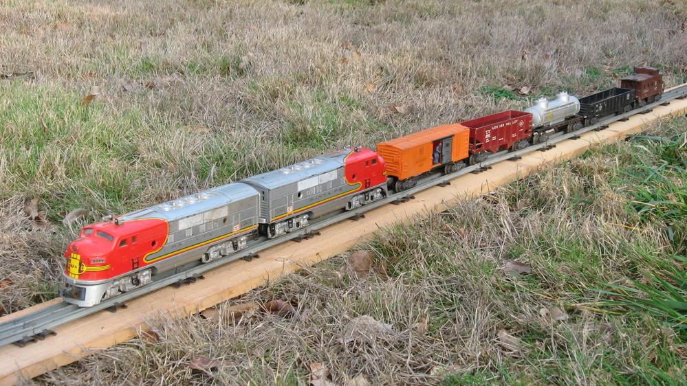 Thank you Craigslist!!   O Gauge Railroading On Line Forum