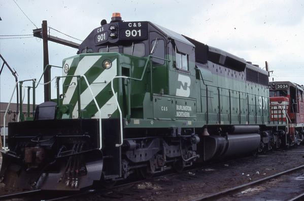 SD40-2 001-2