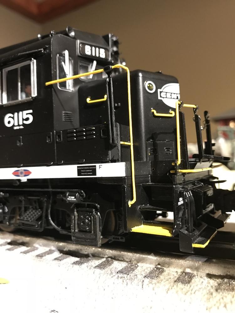 Lionel Burlington GP30 | O Gauge Railroading On Line Forum