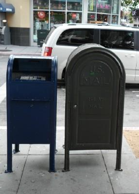 When Usps Mailboxes Were Green O Gauge Railroading On