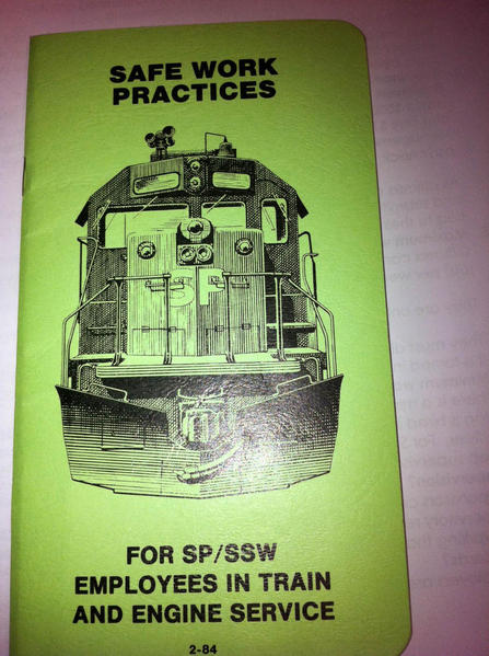 SP Safe Work Practices Manual