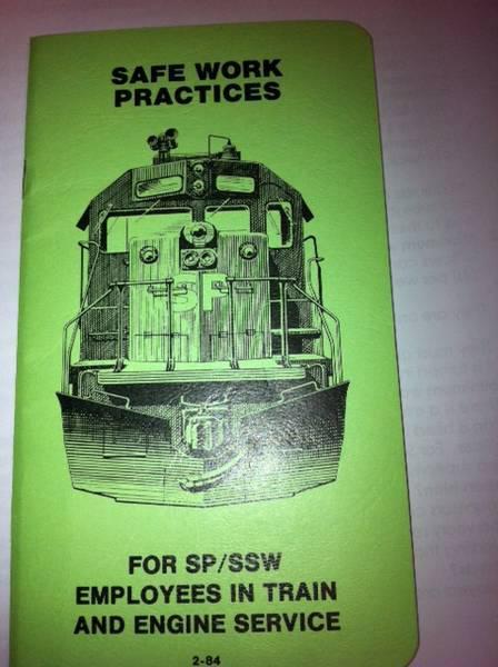 SP Safety Booklet