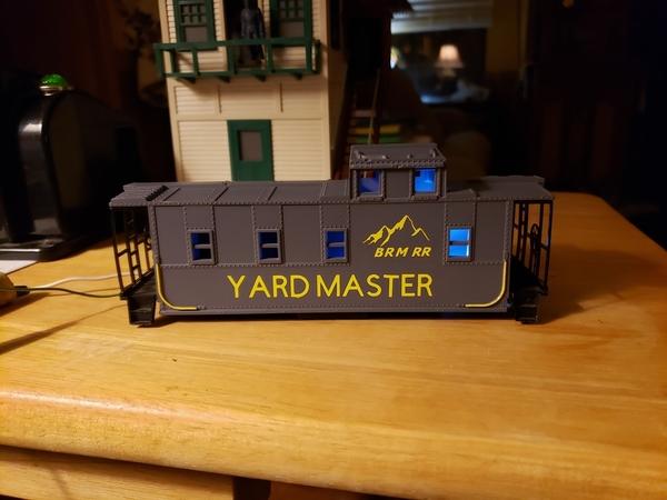 yard master
