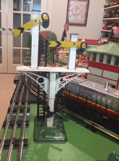 Hornby Junction Signal installed 2