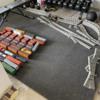 55E73664-8824-440C-BA5C-2D7D7FF0287D: Staging area for trains and track :D