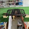 329DEF5C-B473-46E9-8C26-54DF11B0977C: Carpet secured in place, bridge installed