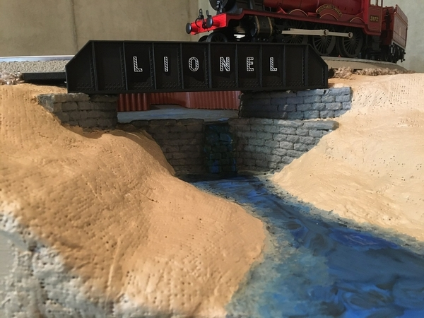 12x12L - Spillway under the bridge