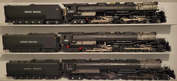 Train Shelves N2