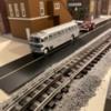 BE027C58-F07E-4D10-8F47-6615AD3793A1: Greyhound on Railroad St.