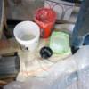 4 Set up water - Hydrocal & Dish Soap